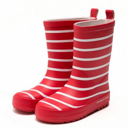 出口國外優質商品 歐美款兒童雨鞋 20-30  女童/男童  small ki
