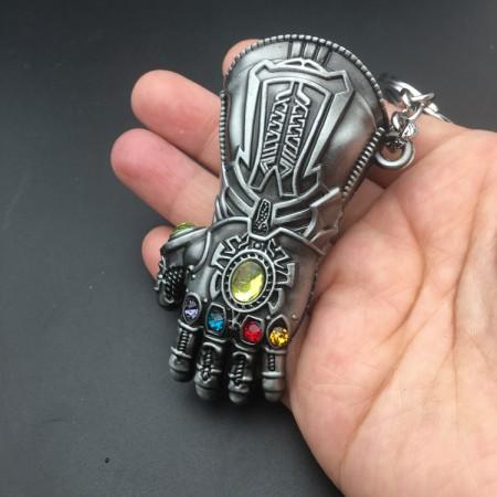 復仇者聯盟3薩諾斯手套迷尼版鑰匙圈 / 平行輸入  SMALL KI