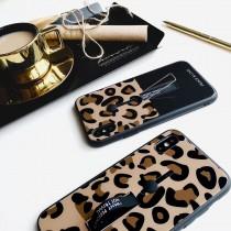 鏡面豹紋款 I PHONE 手機殼
