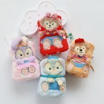 可愛熊熊午睡小毯子 SMALL KI