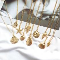 海洋系列貝殼項鍊/頸鍊   small ki