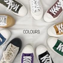 [現貨]復刻餅乾鞋  綠色/沙粉/白/白色牛筋底/黃/黑底 small ki