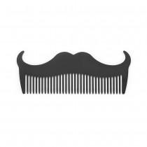 男士不鏽鋼鬍子造型鬍鬚梳   small ki