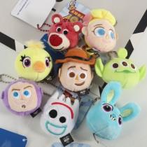 [預購] 玩具總動員4 吊飾娃娃  small ki