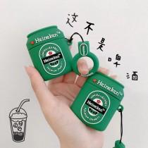 AIRPODS保護套  台灣啤酒
