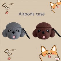 AIRPODS保護套  貴賓狗