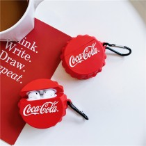 AIRPODS保護套  COCACOLA