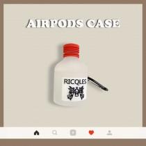 AIRPODS保護套  質感造型瓶