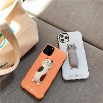 可愛立體貓咪手機殼   iphone 全系列