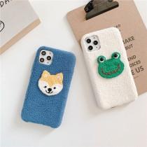 I PHONE 全系列 絨毛青蛙 柴犬 型號請幫我填上唷~ small ki