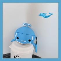AIRPODS PRO保護套  哀傷小鯨魚
