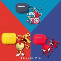 AIRPODS PRO保護套  漫威英雄