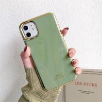 I PHONE 全系列 電鍍質感綠 型號請幫我填上唷~ small ki