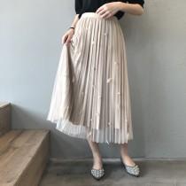 仙女羽毛紗裙
