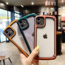全包邊透明壓克力手機殼 iphone全系列