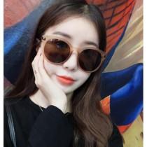 復古茶色鏡片防紫外線功能~small ki