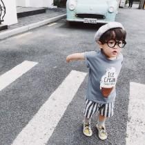 [零碼特價出清]small kids 夏日清爽冰淇淋T small ki 童裝 男童裝 女童裝