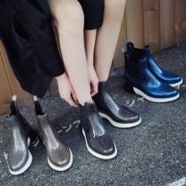 就算是雨鞋我也要穿的有個性美美的   造型雨鞋  35-40  small ki