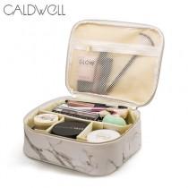 大理石化妝包 / 專業格板/大收納化妝包