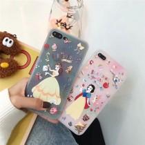 I PHONE 手機殼 迪士尼公主系列